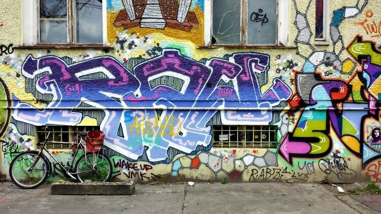 photo, image, graffiti, berlin