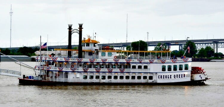 photo, image, paddle steamer, new orleans