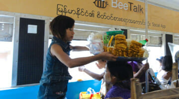 Solo Travel to Yangon: A Warm Welcome and the Circular Train