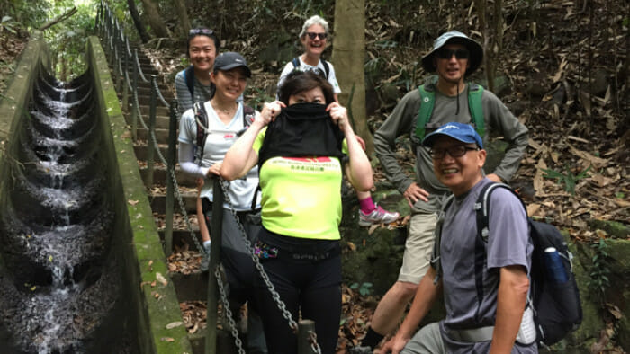 The Hong Kong Hiking Group.