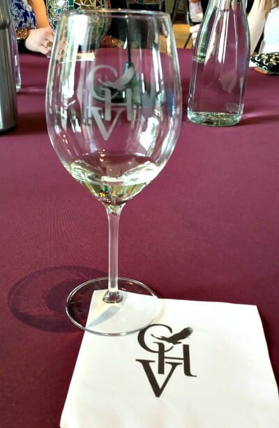 photo, image, wine glass, cooper's hawk, ontario's southwest