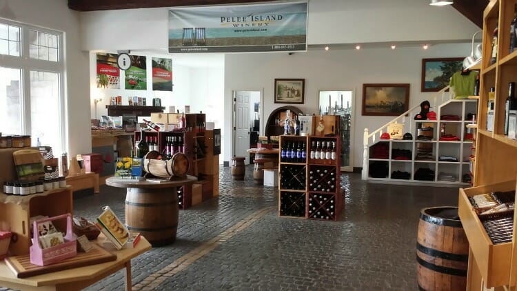 photo, image, pelee island winery, ontario's southwest