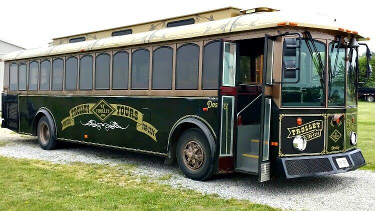 photo, image, w.e. trolley, ontario's southwest