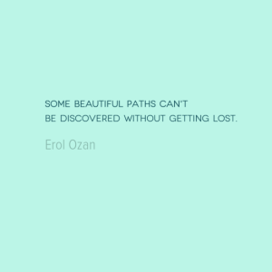 Travel Quote of the Week: Beautiful Paths