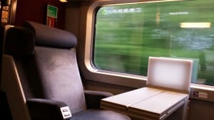 The Pleasure of European Train Travel