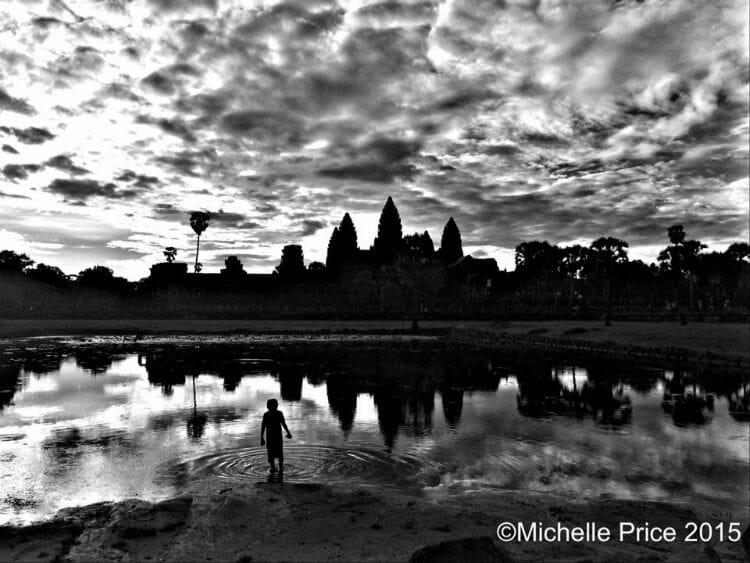 photo, image, angkor wat, cambodia