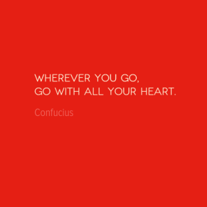 Travel Quote of the Week: Wherever You Go