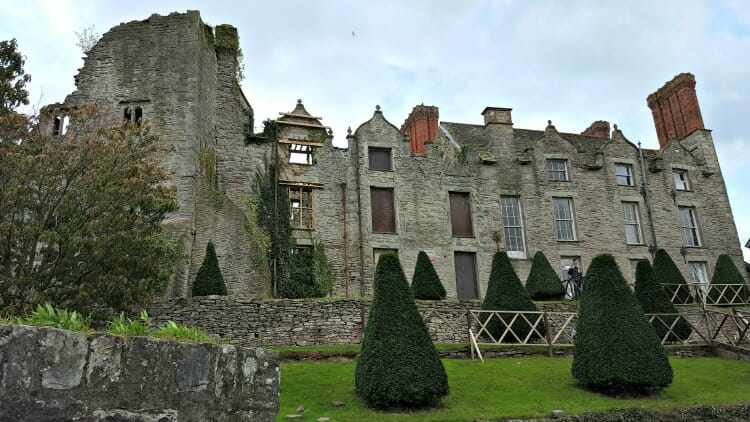 photo, image, hay castle, hay-on-wye