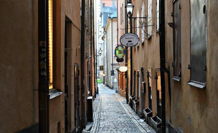 photo, image, street, sweden