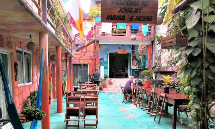 Photo Image Tulum Mexico Hostel