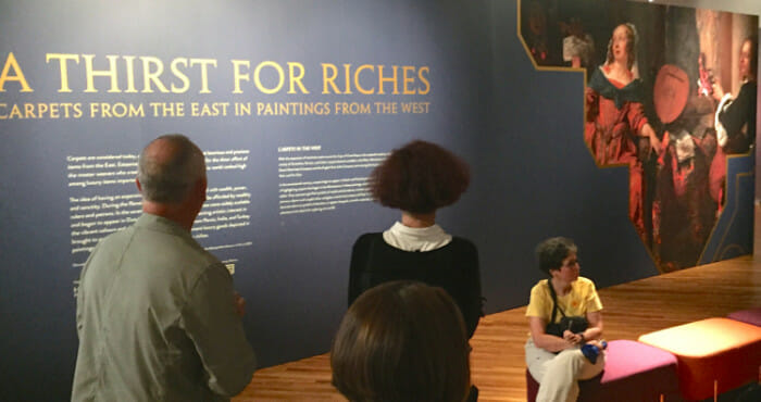 East meets West from Metropolitan Museum