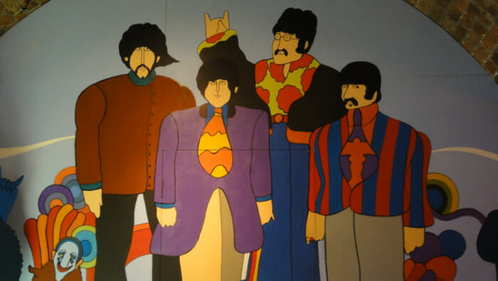 UK - Beatles Museum, Liverpool