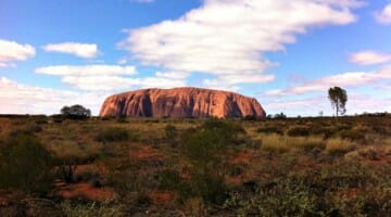 Solo Travel Destination: Uluru, Australia