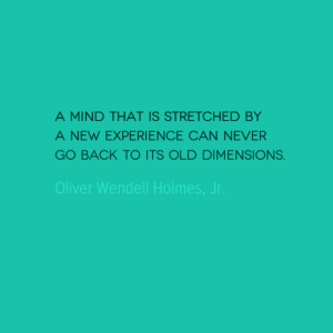 Travel Quote of the Week: Stretch Your Mind