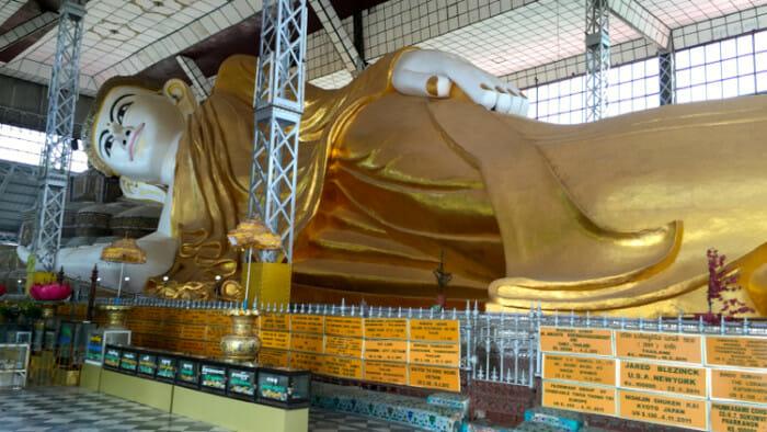 Shwethalyaung Buddha-2