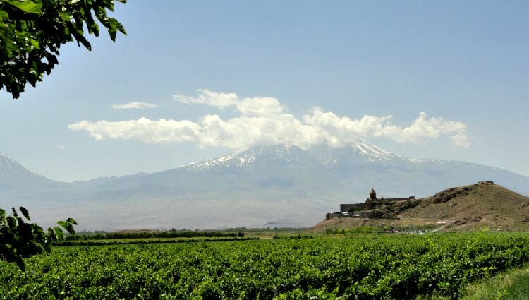 photo, image, armenia, mount ararat