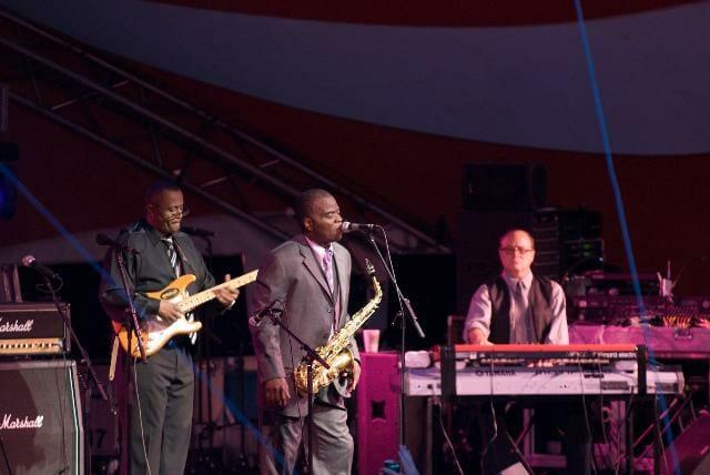 The Sasktel Saskatchewan Jazz Festival
