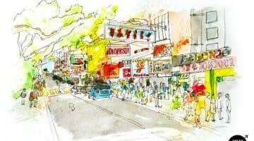 Solo Travel as Art: Images of Hong Kong