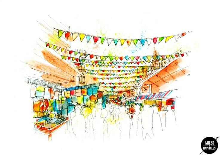 photo, images of hong kong, market