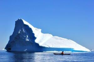 photo, image, kayak, antarctica
