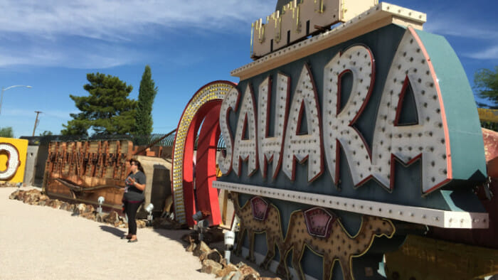 Worth visiting, within walking distance of downtown, are the Neon Museum and the Mob Museum.