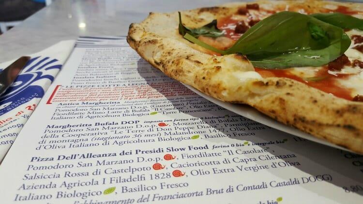 photo, image, pizza, gino sorbillo, lombardy, milan