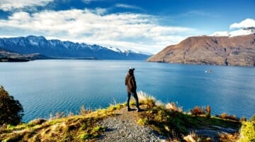 Pic of the Week: The Remarkables, New Zealand