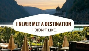 When Travel Is the Goal, Not Destination
