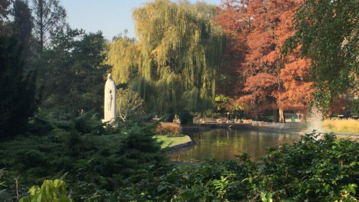 Park in Novi Sad