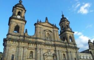 photo, image, plaza bolivar, bogota, colombia