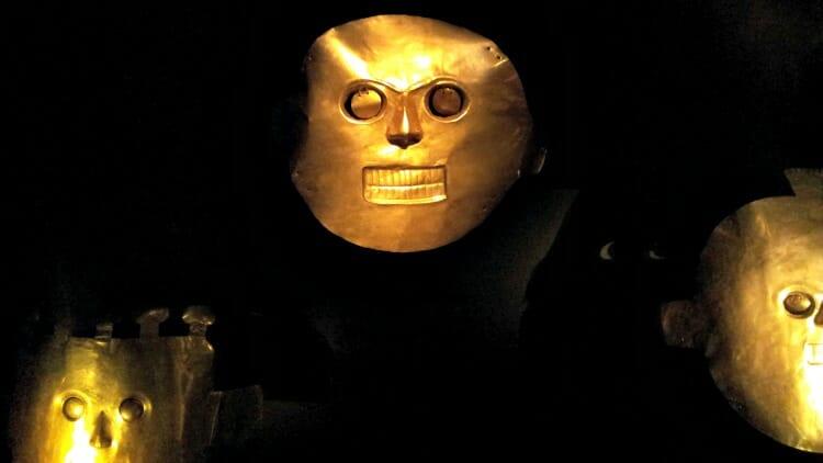 photo, image, masks, bogota, colombia