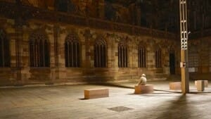 photo, image, notre dame cathedral, strasbourg, france