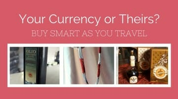 Your Currency or Theirs? The Decision Makes a Difference