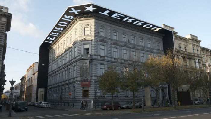 The House of Terror reveals the darker side of Hungary's past. The museum shows the horrors of the fascist and communist regimes the country endured.