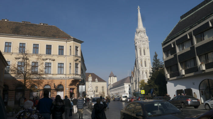Matthias Chruch in Buda palace district