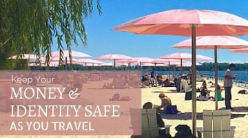 Safe Public WiFi: Protect Your Money & Identity as You Travel