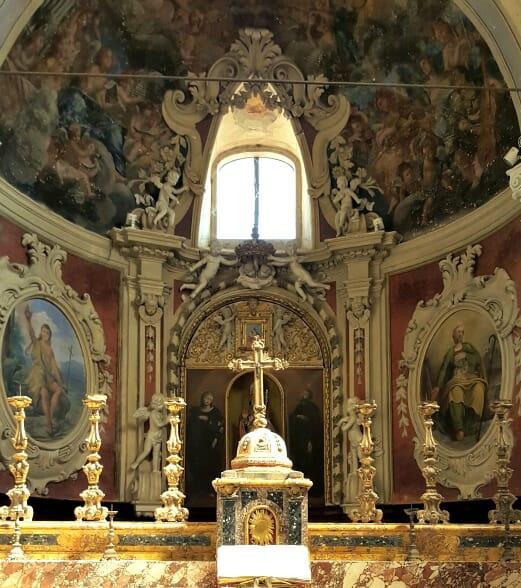 photo, image, church, forlimpopoli