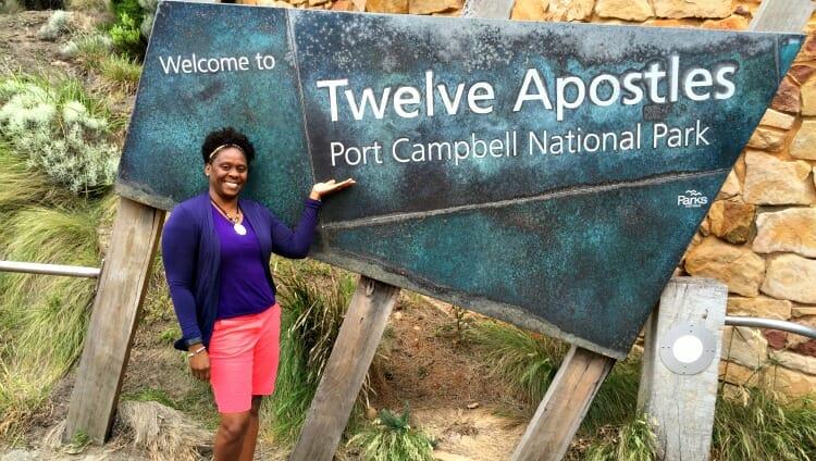photo, image, port campbell national park, australia