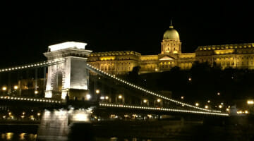 From Bleak to Breathtaking: Budapest 30 Years On