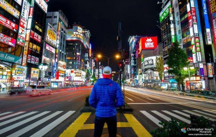 photo, image, shinjuku, tokyo, japan