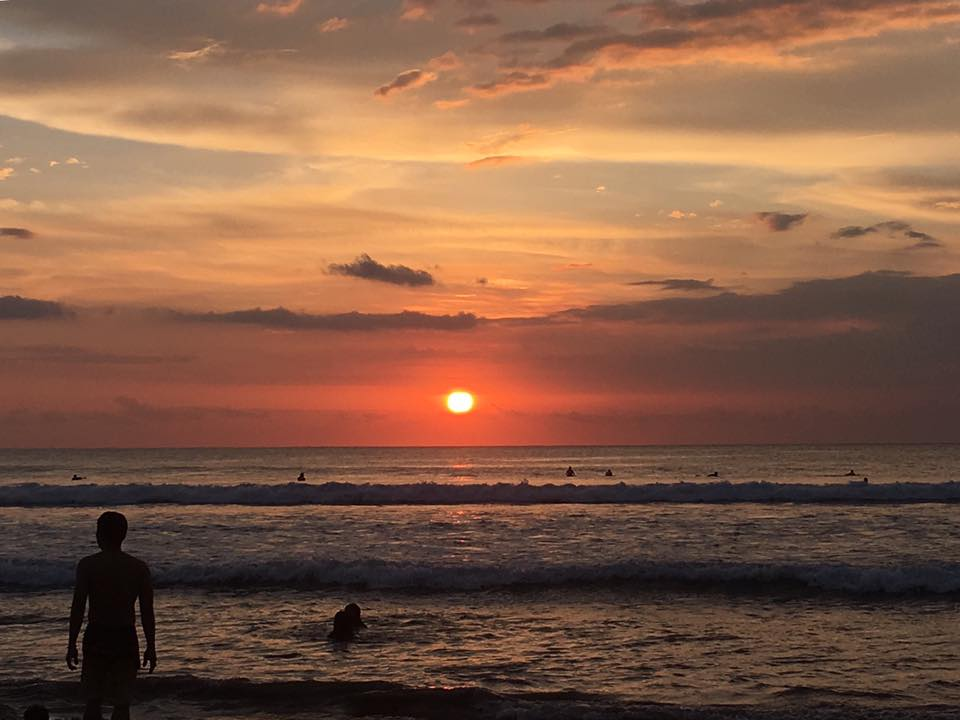 Kristen - One of the Prettiest sunsets ever (I'm big on them)...Bali, about 2 weeks ago