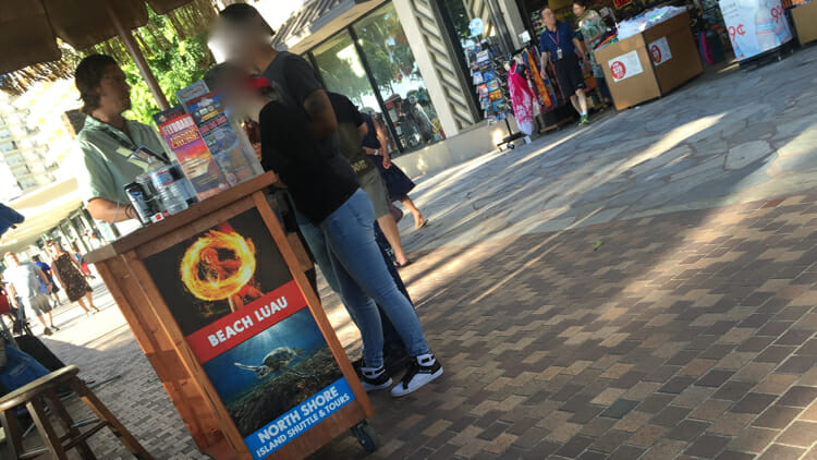 tickets to attractions and day tours
