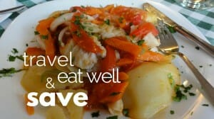 Travel, Eat Well and Save on Food