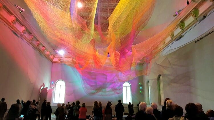 photo, image, art, washington, janet echelman