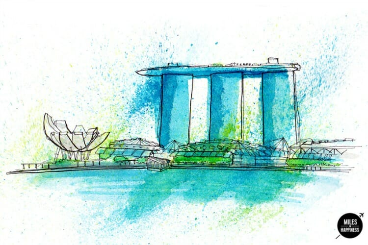 photo, image, images of singapore, marina bay