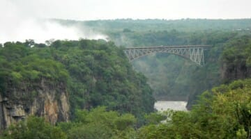 Solo Travel Destination: Victoria Falls