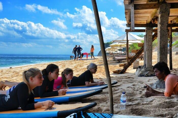 Surf class.