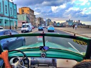 Pic of the Week: Cruising in Havana, Cuba