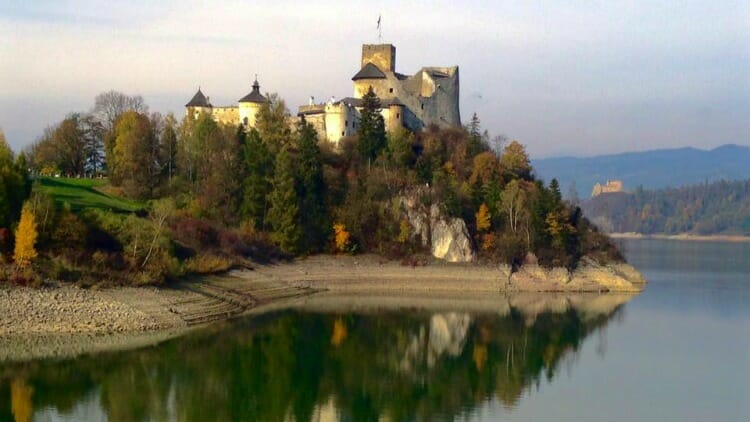 photo, image, niedzica castle, poland
