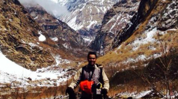 photo, image, mount everest, solo travel role models
